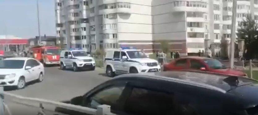 В Казани открыли стрельбу в школе, много погибших: видео