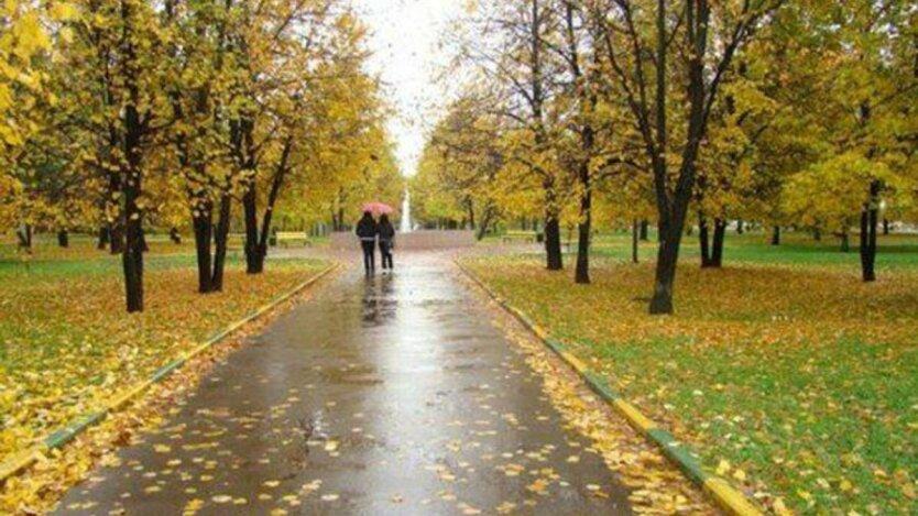 Погода в Украине, прогноз погоды, октябрь