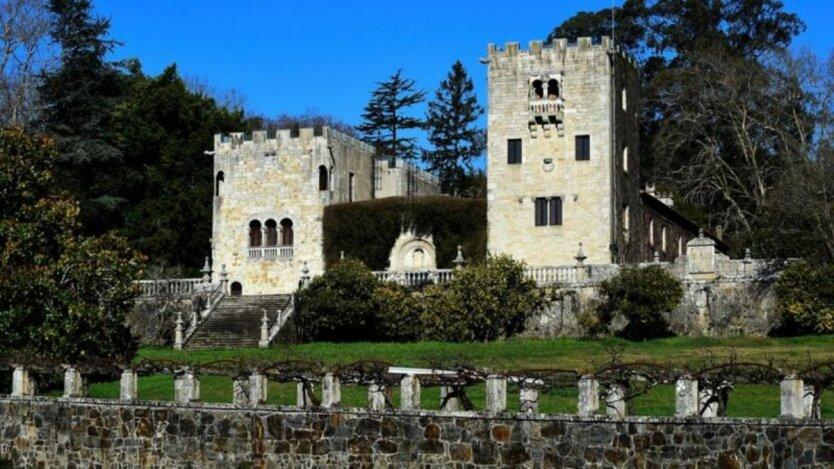 Дворец Пасо-де-Мейрас