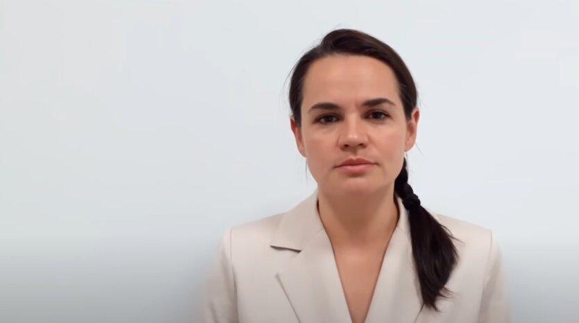 Светлана Тихановская, уголовное дело, оппозиция, Беларусь
