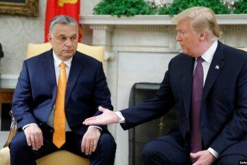 Виктор Орбан_Дональд Трамп