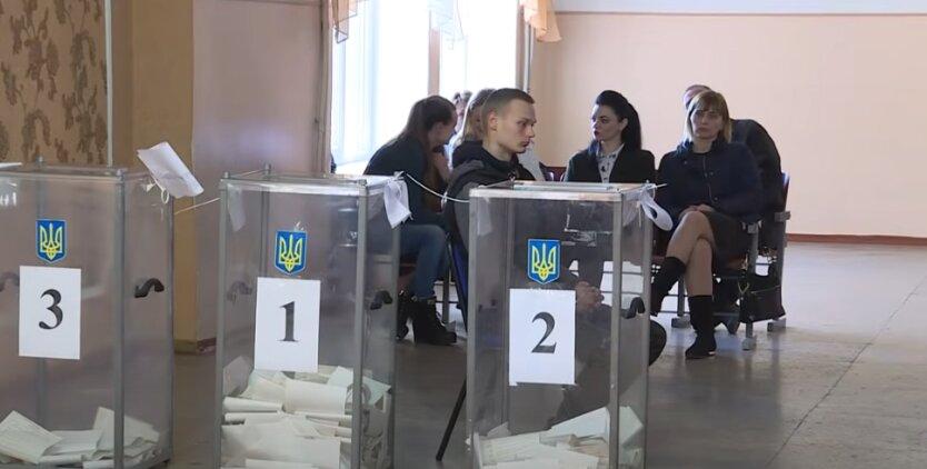 Выборы, Донбасс