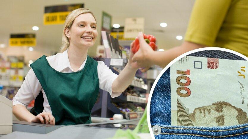 Рост цен на продукты