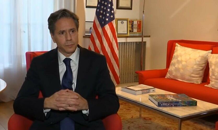 Энтони Блинкен, разговор с Сергеем Лавровым, США