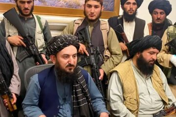 Власти Талибана в Афганистане
