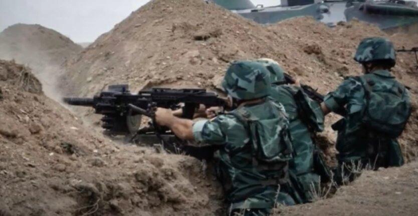 Конфликт Армении и Азербайджана