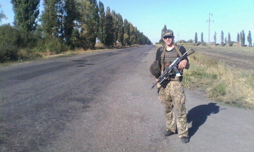 В сеть слили фото «полтавского террориста» из АТО