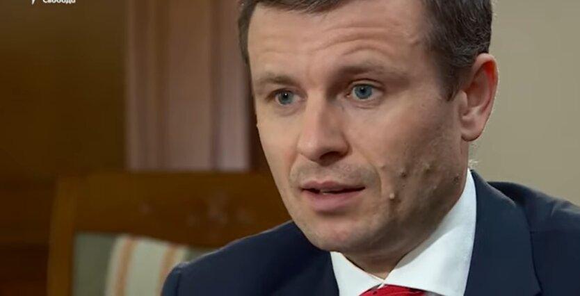 Сергей Марченко, дефолт, Украина