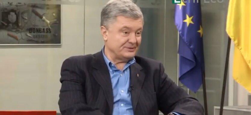 Петр Порошенко, конфликт с атошником, Ровно
