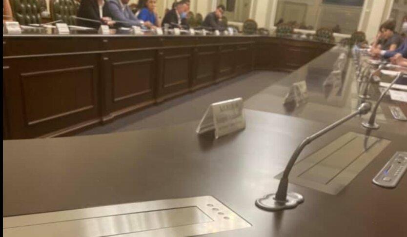 Комитет Рады поддержал отставку Смолия
