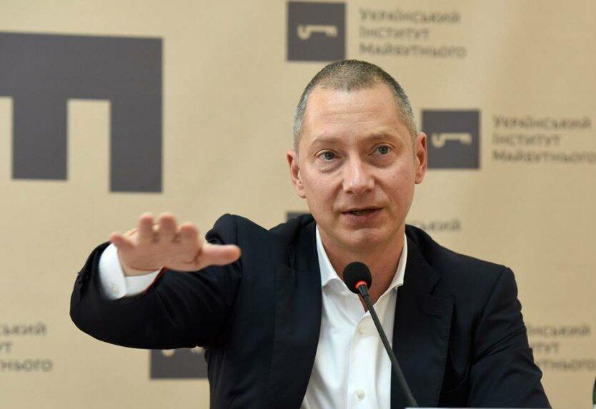 Борис Ложкин, Институт будущего