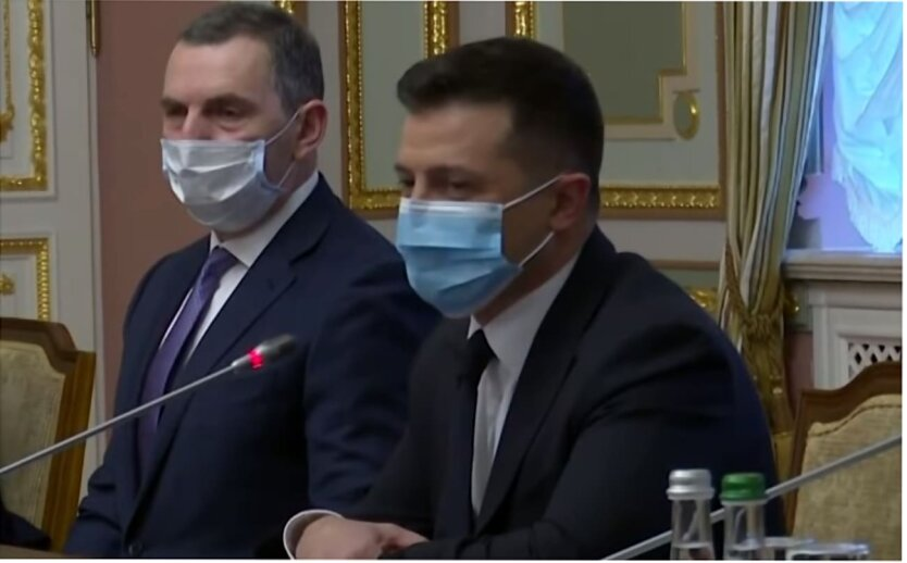 Владимир Зеленский, СБУ, Андрей Черняк, Александр Кукса