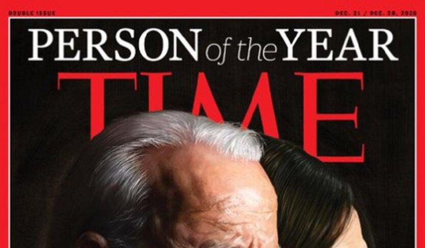 «Человек года 2020» по версии Time