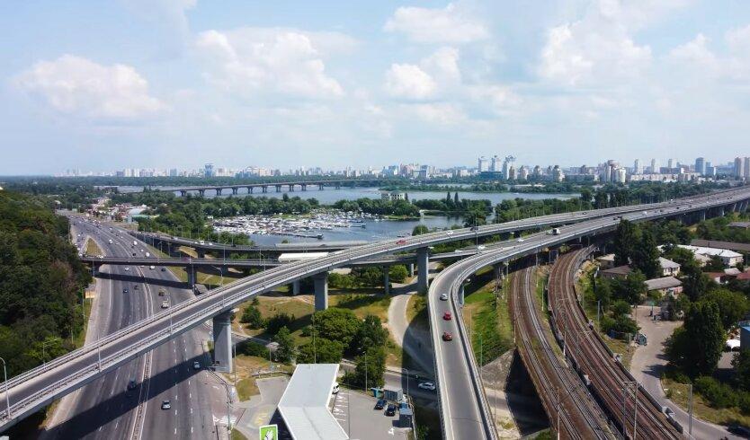 Дарницкий мост, милилардный контракт, Укрзализныця