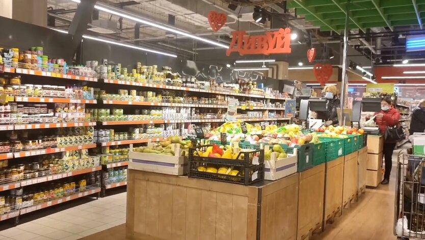 Рост цен на продукты в Украине, Инфляция в Украине, Подорожание продуктов в Украине