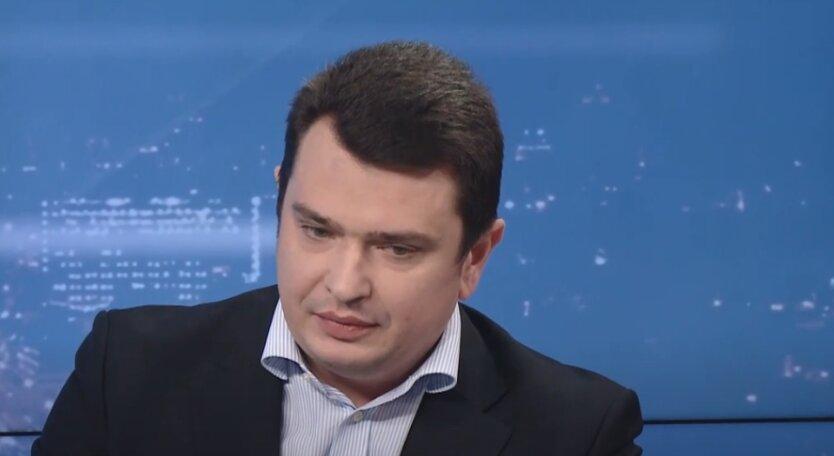 Артем Сытник, НАБУ, Владимир Зеленский