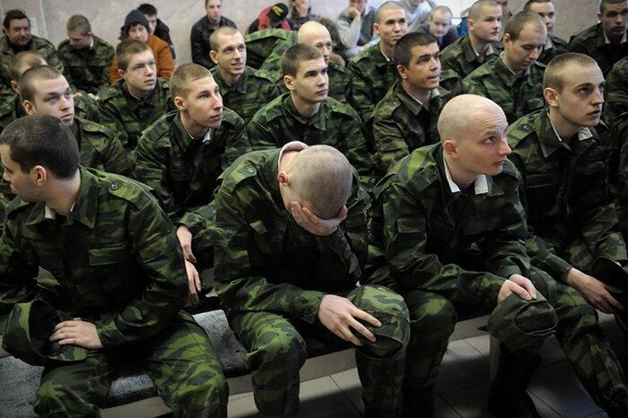 срочная служба в Украине призыв
