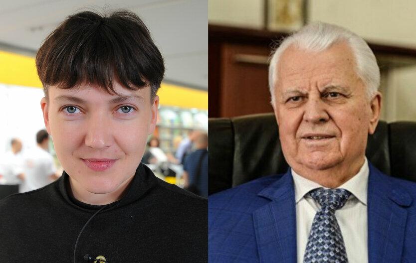 Савченко и Кравчук