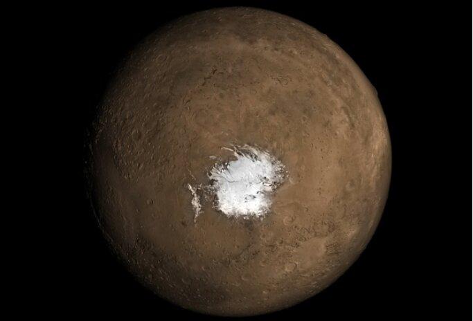марс лед
