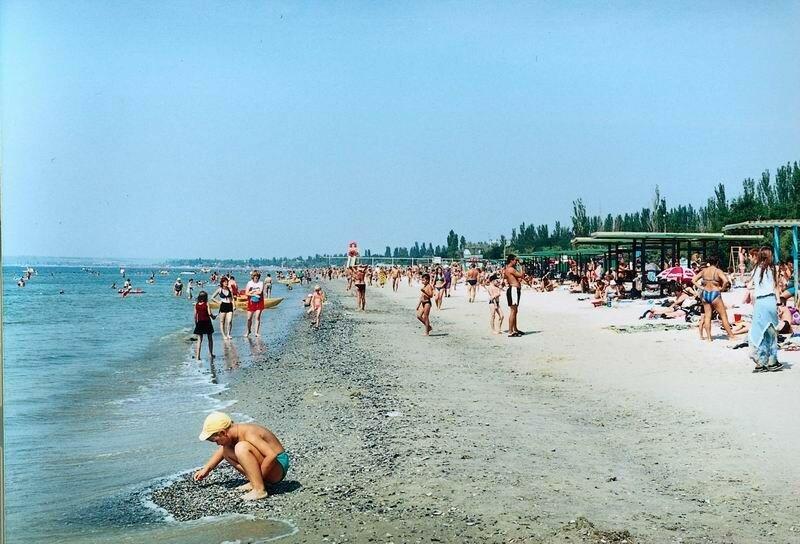 отдых в Коблево Черное море