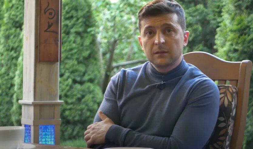 Владимир Зеленский, Юрий Костюк, президент Украины