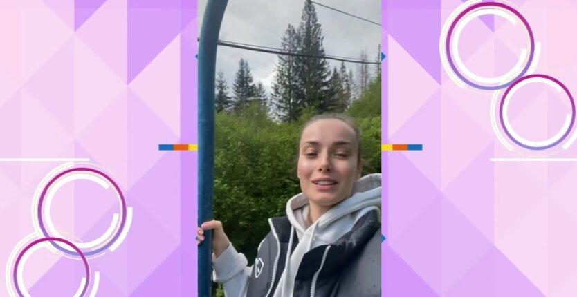 """Ксения Мишина, экс-""""холостячка"""" в Instagram"""