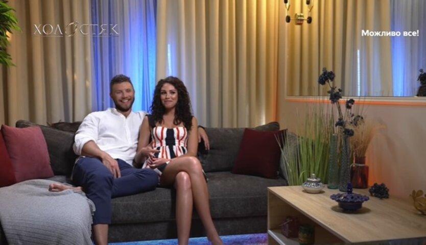 Анна Богдан и Михаил Заливако