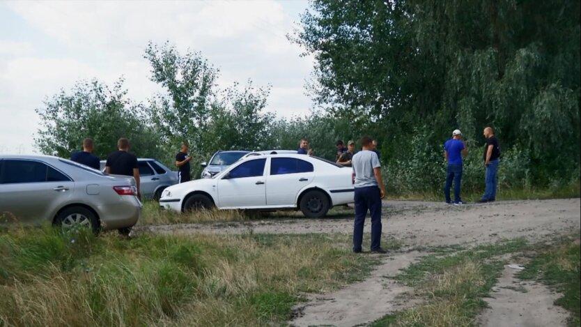 На Киевщине расстреляли столичного бизнесмена