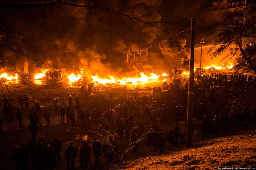 Столкновения на Грушевского12