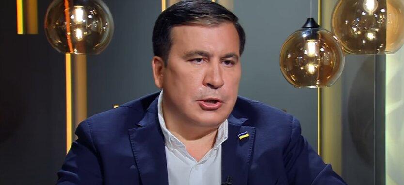 Михеил Саакашвили, Сергей Марченко