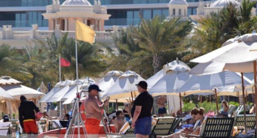 Тупицкий в Дубае