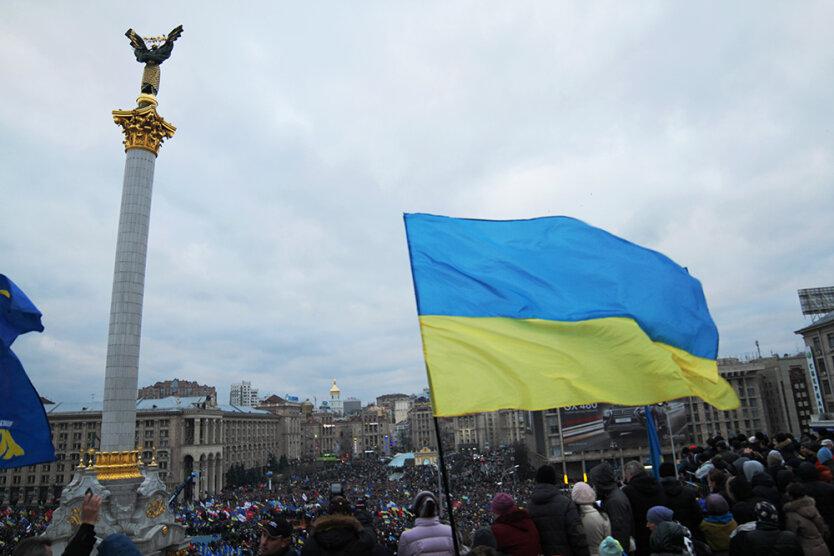 Майдан 1 декабря 2013 года