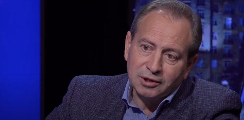 Николай Томенко, выборы, Киев