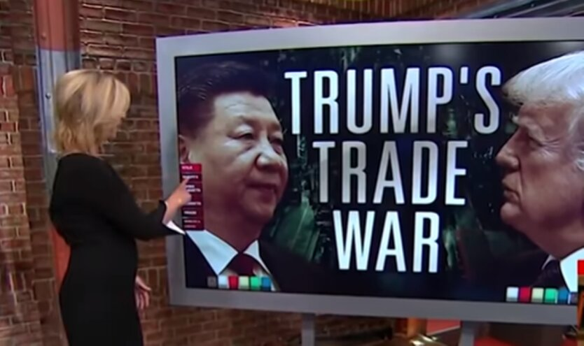 США_Китай