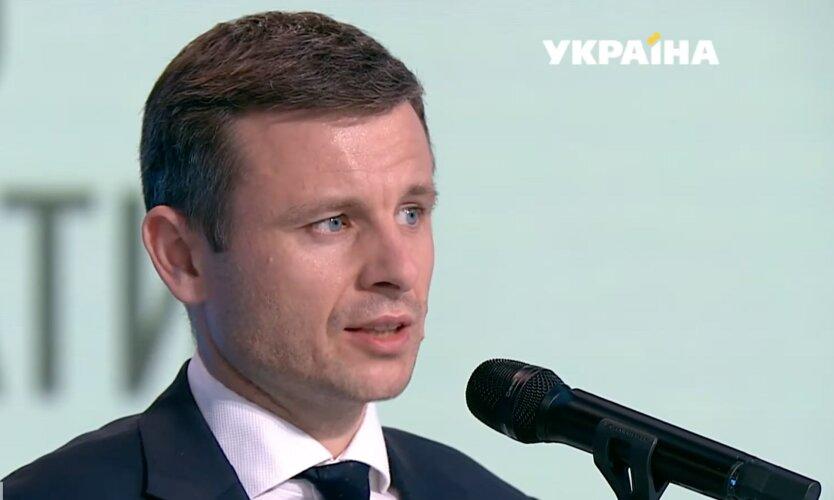 Глава Минфина Сергей Марченко, тарифы в украине