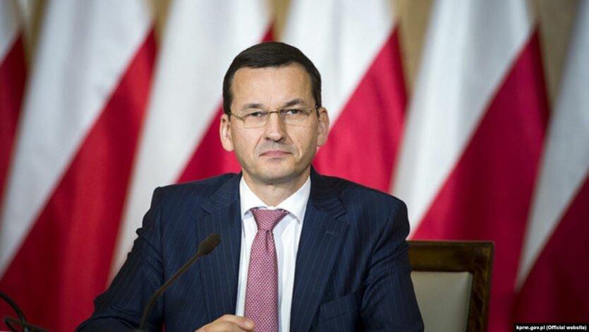 В Польше вводят запрет на свободное передвижение