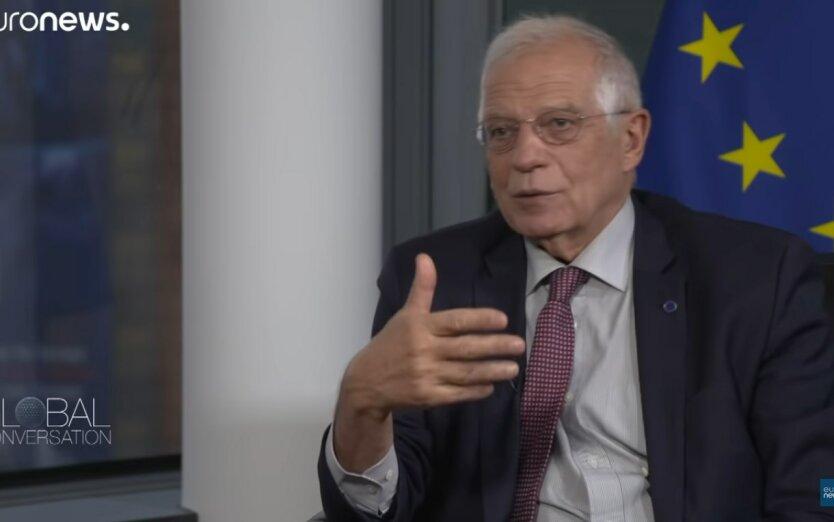 Жозеп Боррель, санкции США против России, реакция ЕС