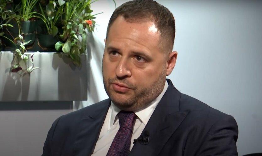 Андрей Ермак,НАБУ,дело против Ермака,пленки Лероса,коррупция в ОП,Офис президента