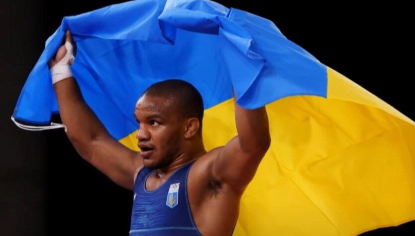 Жан Беленюк, Украина, Олимпиада
