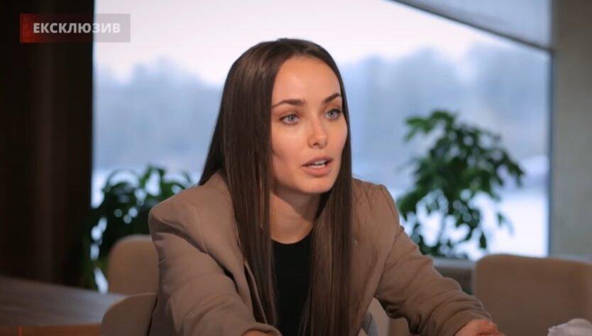 "Ксения Мишина, украинский язык, ""Холостячка"""