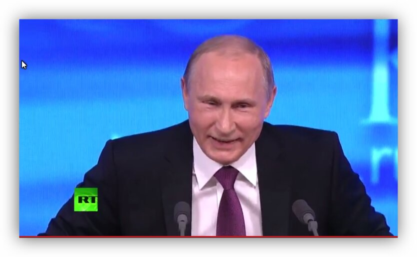 Владимир Путин20