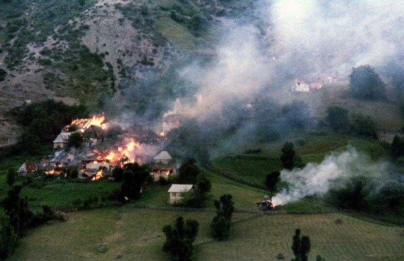 Война в Боснии