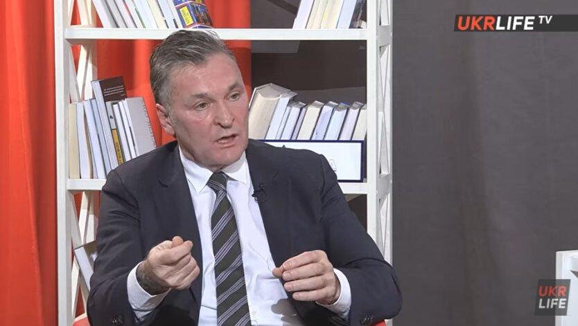 Геннадий Балашов: У Зеленского было полтора года стать президентом, а он остался клоуном