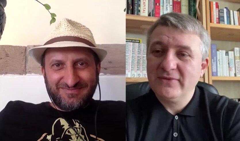 Виталий Кулик и Юрий Романенко, санкции, телеканалы Медведчука
