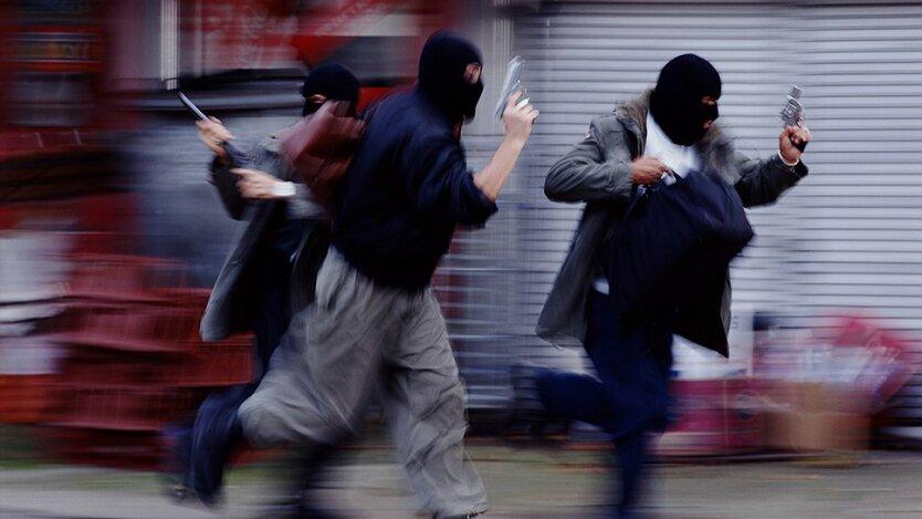 криминал кража оружие преступники