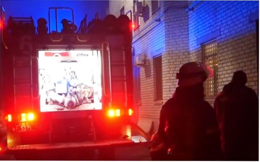 Пожар в Черновцах, Взрыв в больнице, Жертва пожара