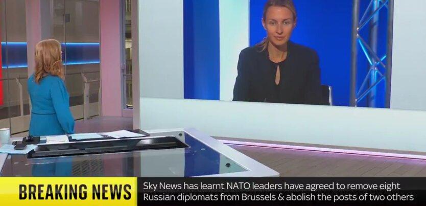 """""""Убийства и шпионаж"""": НАТО вышлет восемь дипломатов РФ"""