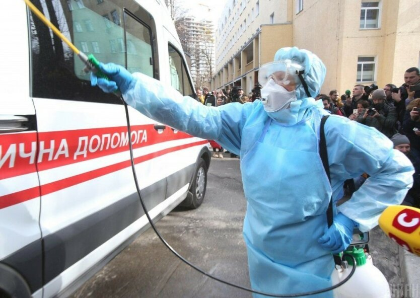 На Тернопольщине выявили два новых случая коронавируса