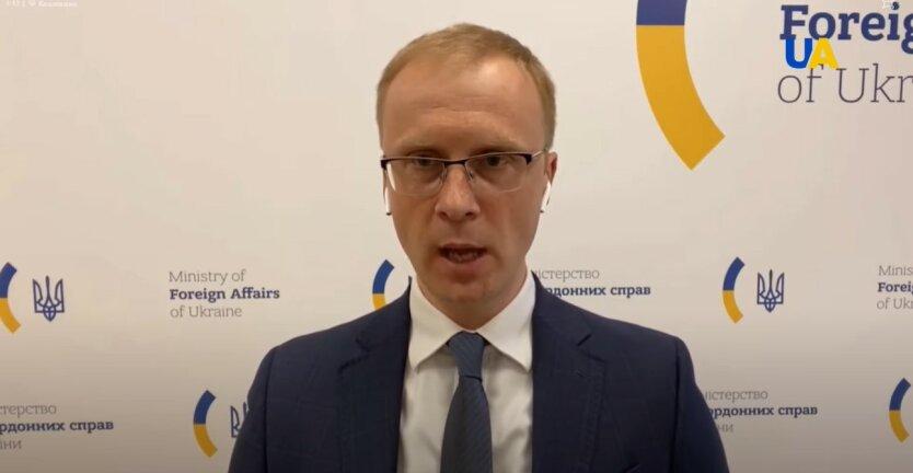 Олег Николенко, спикер МИД Украины