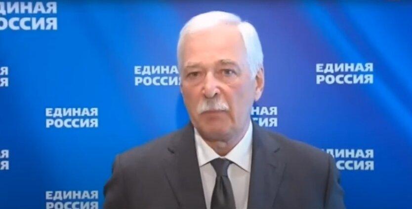 Борис Грызлов, Донбасс, Украина